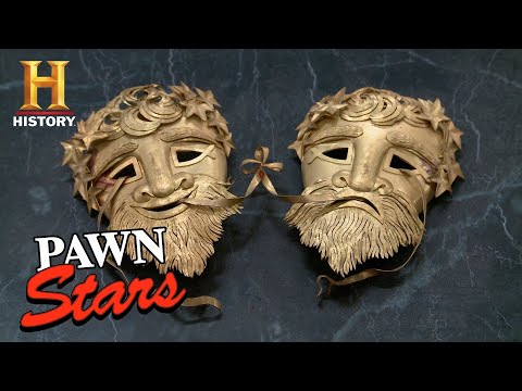 Pawn Stars: Extremely Rare William Tolliday Gold Piece (Season 13) | History
