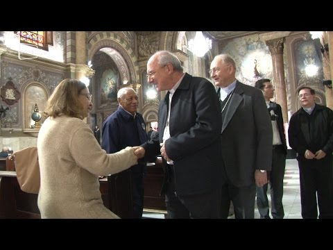 Dom Pedro visita Diocese de Santo André; veja vídeo   - Diário do Grande ABC