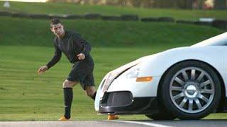 Video Cristiano Ronaldo vs. Bugatti Veyron MP3, 3GP, MP4, WEBM, AVI, FLV April 2017