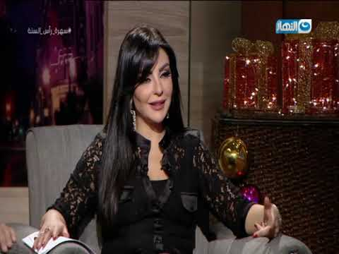 """هدى تشعل احتفال قناة """"النهار"""" بليلة رأس السنة 2019"""