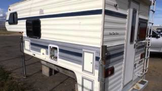 1987 Ance Camper Com Camper for sale in KINGMAN, AZ