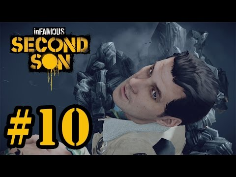 second - Parte 10 do meu Let's Play do game Infamous Second Son, jogo exclusivo para PS4. Espero que gostem =D ----------------------------------------------------------------------------------------------...