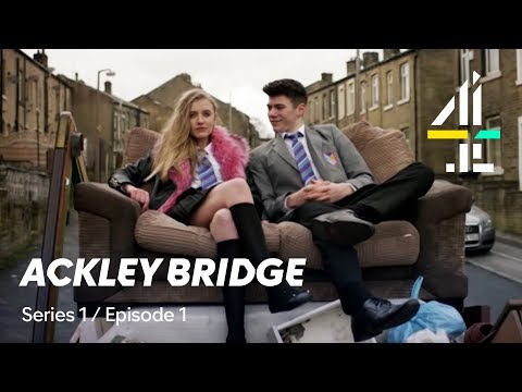 Ackley Bridge Series 1, Episode 1 | Full Episode | Watch the whole series on All 4