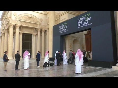 «Χορός» δισεκατομμυρίων στο επενδυτικό συνέδριο της Σαουδικής Αραβίας …