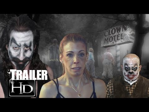 CLOWN MOTEL: SPIRIT'S ARISE Official Teaser Trailer #1 - Horror Movie HD