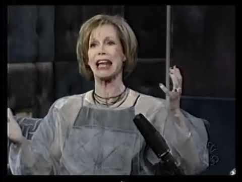 Mary Tyler Moore on Conan O'Brien - 2000