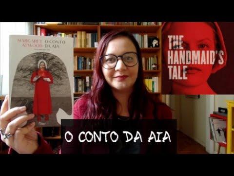 Resenha: O Conto da Aia (The Handmaid's Tale), de Margaret Atwood | Livro e Série | Aline Aimée