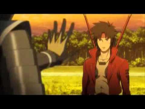 Sengoku Basara OVA 2 scene (3) (видео)