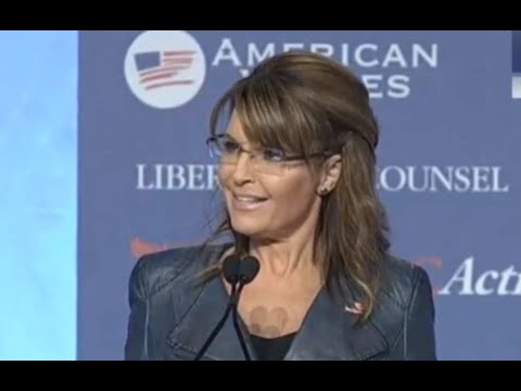 Where - Close but not quite, Sarah! Sarah Palin, speaking at Value Voters Summit 2014, said it's time to bring truth to 1400 Pennsylvania Ave. She thought it was the address of the White House. Well......
