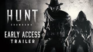 Видео к игре Hunt: Showdown из публикации: Crytek выпустила в раннем доступе игру Hunt: Showdown