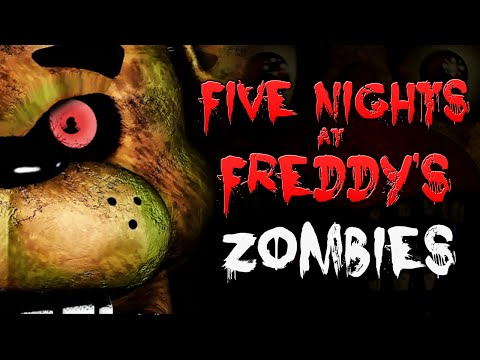 FIVE NIGHTS AT FREDDY'S ZOMBIES ★ Call of Duty Zombies Mod (Zombie Games)