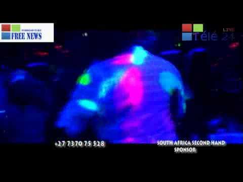 TÉLÉ 24 LIVE: AFRIQUE DU SUD: Djino Equalizer Kaporedji en Play back au chez ntemba