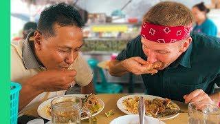 Local Malaysian Feast! - Asking Malay Taxi Drivers Where to Eat in Kuala Lumpur