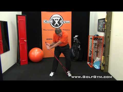 GolfGym Swing Tip & Drill – Develop A Wide Take Away