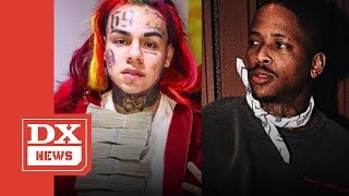 Tekashi 6ix9ine Hits Back At YG & The Game