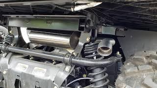 10. EVP Can Am Defender ECU Tuning, Exhaust & Clutching - Wheelies