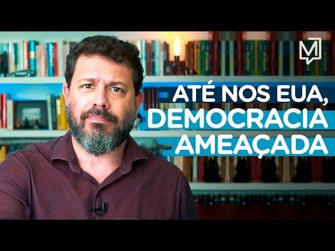 Até nos EUA, democracia ameaçada I Ponto de Partida