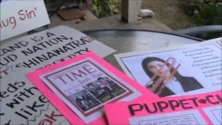 Thais In USA Overcome Yingluck Shinawatra!