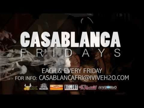 Casablanca Fridays & NYE Ball at the luxurious No. 1 Front