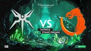 Mineski vs TNC Predator, The International 2018, Playoff