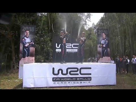 WRC 2018: Έκτο διαδοχικό παγκόσμιο πρωτάθλημα για τον Σεμπαστιάν Οζιέ…
