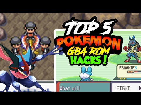 pokemon gba rom hacks completed download