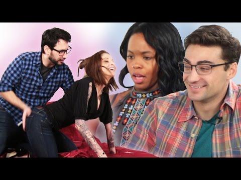 Porn Stars Teach Couples Sex Moves (видео)