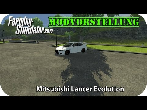 Mitsubishi Lancer Evolution X v3.0 MR