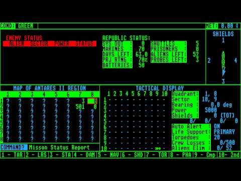 Strike Fleet Atari