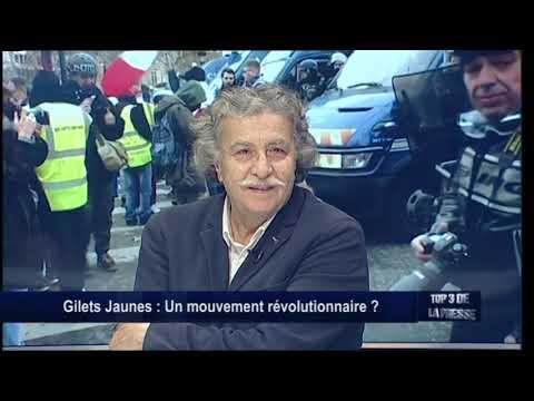 Gilets Jaunes : un mouvement révolutionnaire ?