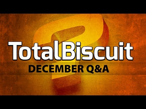 totalbiscuit - We apologise for some of the clicking going on in the audio of this show. We believe there was an issue with the livestreaming software which has since been ...