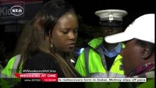 12 people nabbed in NTSA's  drunk driving inspection in Nairobi's suburbs of Lavingtone
