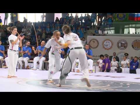 55-62 kg Fêmeas 2018 Campeonato Mundial