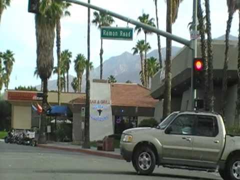 Palm Springs, Coachella Valley, Riverside County, Southern California, USA.