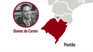RS - Pontão - Diones do Carmo
