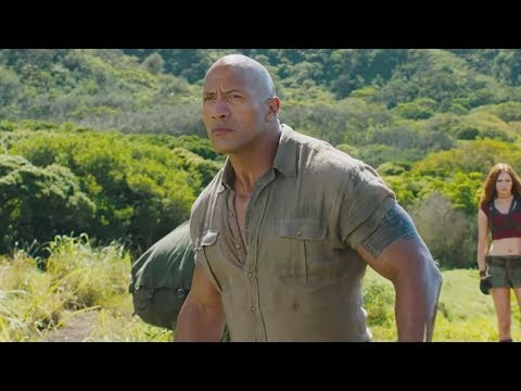 The Evolution of JUMANJI: WELCOME TO THE JUNGLE