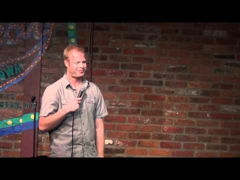Danny Browning - Stand Up Comedy