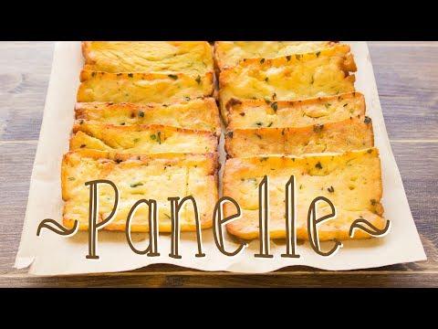 ricetta panelle palermitane - ricetta