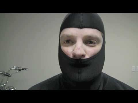 WWG67 River Road Motorcycle Head & Neck Gear HD Video
