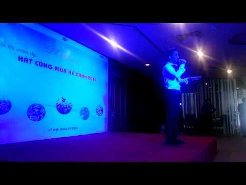 Tình Ta Biển Bạc Đồng Xanh - Hữu Công Karaoke live