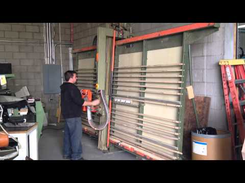 Holz-Her Automatic Panel Saw