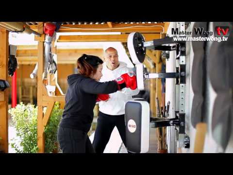 Punch Master Fitness Training Lesson 3
