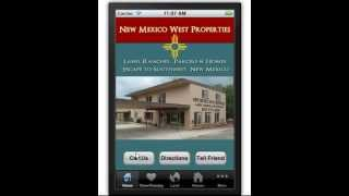 New Mexico West Properties YouTube video
