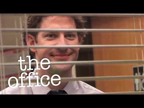 Jim PRANKS Andy  - The Office US