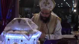 Villejuif France  City pictures : Messe de la fête de la Nativité 2014 - Villejuif France - قداس عيد الميلاد المجيد