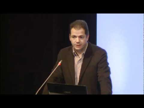Alejandro Suárez Sánchez-Ocaña en una conferencia sobre: ¿Cómo financiar tu proyecto empresarial?