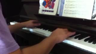 虎妈来了 主题曲 tiger mum theme song piano