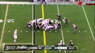 Storm Johnson vs Baylor (2013)