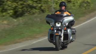 5. Harley Davidson 2014 Ultra Limited Motorcycle Experience Road Test