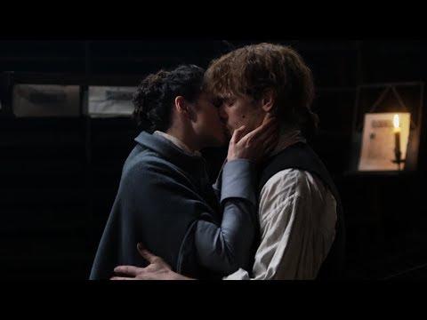 Outlander season 3 episode 6|Jamie and clair reunion part 2